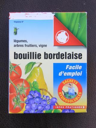 La bouillie bordelaise centre antipoison animal et - Traitement arbres fruitiers avec bouillie bordelaise ...